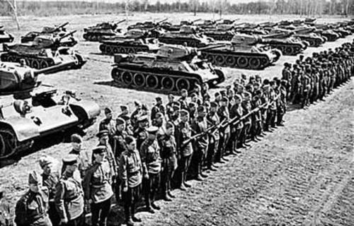 Великие сражения второй мировой войны